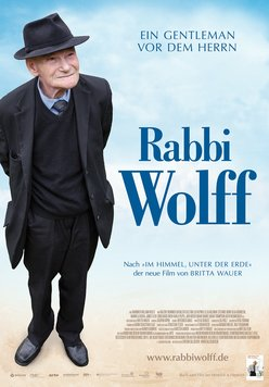 Rabbi Wolff Poster