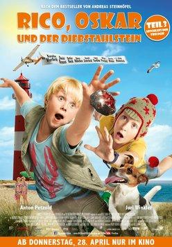 Rico, Oskar und der Diebstahlstein Poster