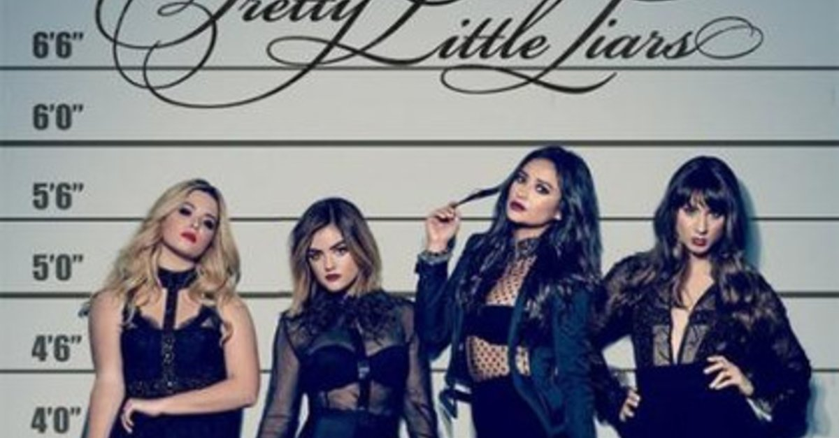 Pretty Little Liars 8 Staffel