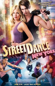 Streetdance New York Poster