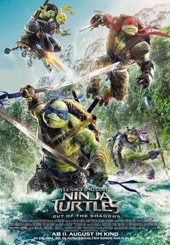 Teenage Mutant Ninja Turtles: Out of the Shadows Poster