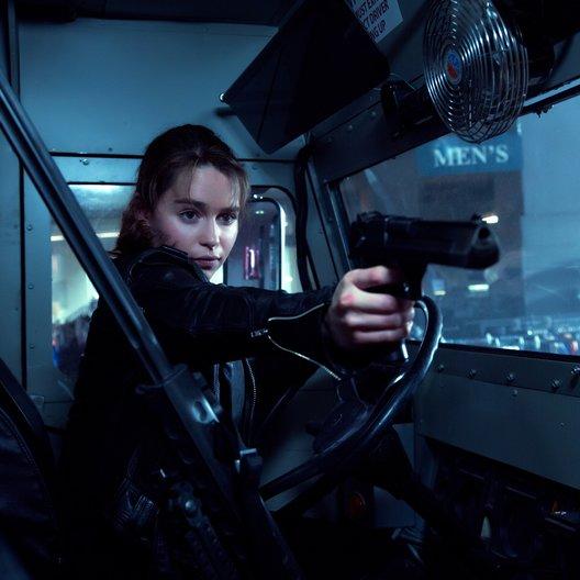 Terminator: Genisys - Trailer Poster