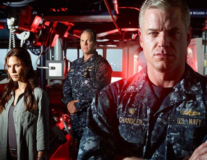 The Last Ship Staffel 4 Darsteller