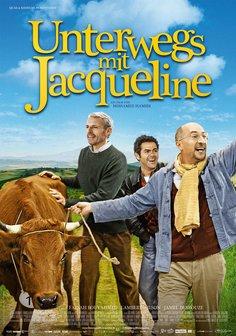 Film-Poster für La vache - Unterwegs mit Jacqueline