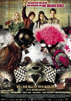 V8 - Die Rache der Nitros Poster