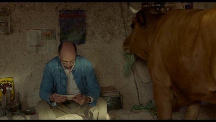 Die schöne Kuh Jacqueline - Szene Poster