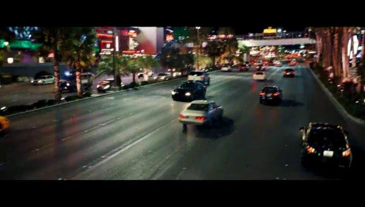 Verfolgungsjagd in Vegas - Szene Poster