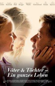 Väter & Töchter - Ein ganzes Leben Poster