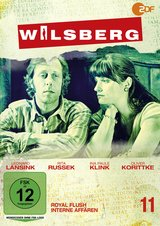 Wilsberg 11 - Royal Flush / Interne Affären Poster