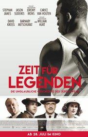 Zeit für Legenden Poster