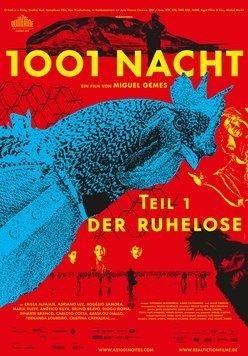 1001 Nacht, Teil 1: Der Ruhelose Poster