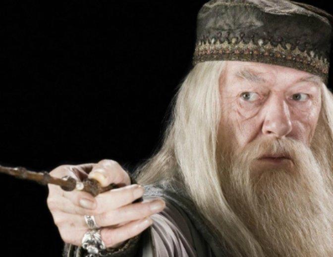 Albus Dumbledore Phantastische Tierwesen
