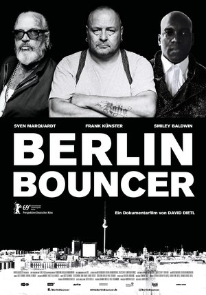 Berlin Bouncer Poster