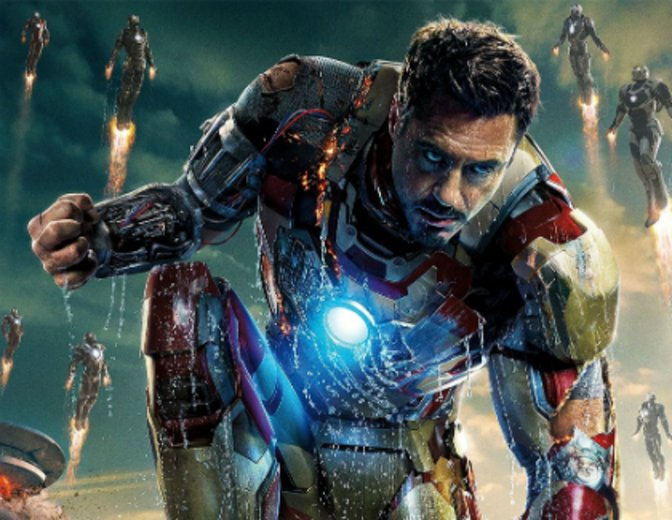 Iron Man 3 Tony Stark Robert Downey Jr