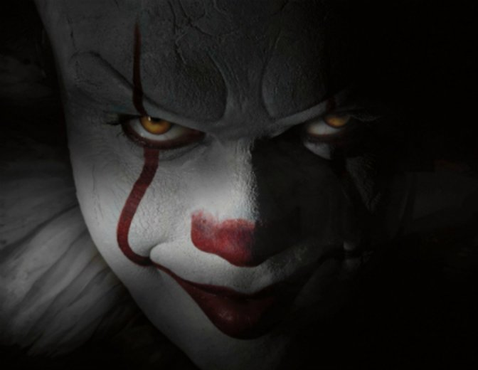 It 2017 Stephen King Bill Skarsgard