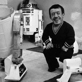 """So trauern die """"Star Wars""""-Kollegen um R2-D2-Darsteller Kenny Baker"""
