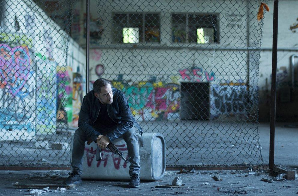 """Moritz Bleibtreu in dem deutschen Gangsterdama """"Nur Gott kann mich richten"""" © Constantin Film"""