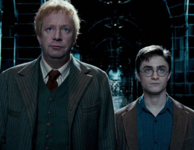 Harry Potter Schopferin Wollte Beliebten Charakter Toten Kino De