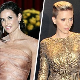 Stripper-Albtraum mit Demi Moore und Scarlett Johansson