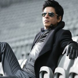 Bollywood-Gott Shah Rukh Khan im Dauerclinch mit der Security