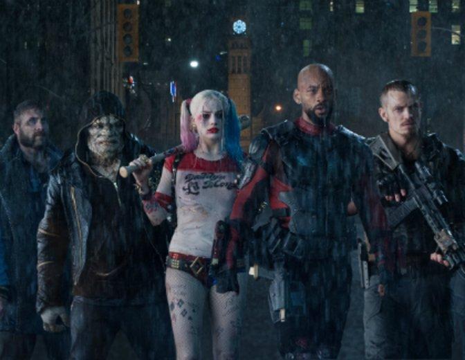 Suicide Squad Cast Besetzung