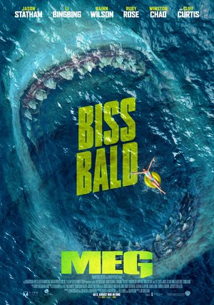 Plakat: THE MEG