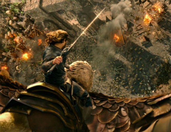 Warcraft the Beginning Film