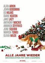 Alle Jahre wieder - Weihnachten mit den Coopers Poster