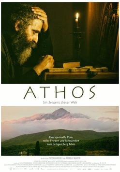 Athos - Im Jenseits dieser Welt Poster