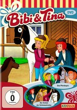 Bibi & Tina - Das Pferdequiz / Der Schatz der Schimmelreiter Poster