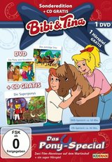 Bibi & Tina - Das Pony-Special Poster