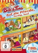 Bibi und Tina - Auf die Pferde fertig los! (2 Discs) Poster