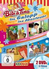 Bibi und Tina - Im Galopp ins Abenteuer (2 Discs) Poster