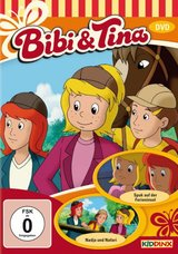Bibi und Tina - Spuk auf der Ferieninsel / Nadja und Nafari Poster