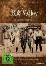 Big Valley - Gesamtedition (30 Discs) Poster