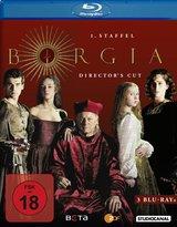 Borgia - 1. Staffel (Director's Cut, 3 Discs) Poster