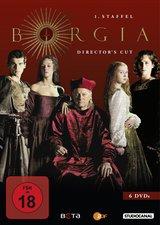 Borgia - 1. Staffel (Director's Cut, 6 Discs) Poster