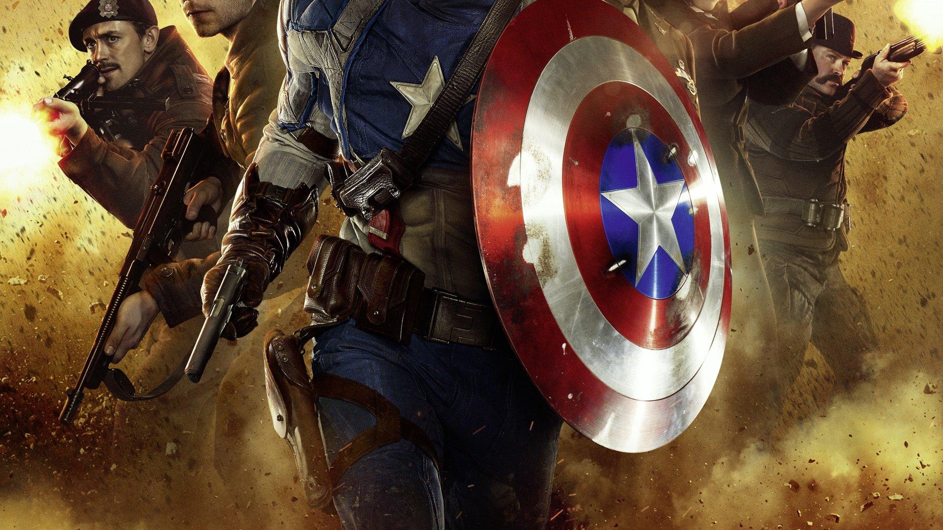 Nach 20 Jahren Marvel löst endlich Geheimnis um Captain America ...