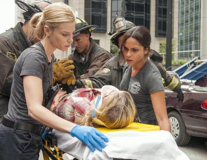 Chicago Fire Staffel 5 Vox