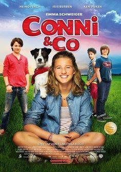 Plakat: Conni und Co