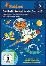 Die Maus 8 - Durch das Weltall zu den Sternen! Poster