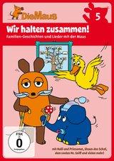 Die Sendung mit der Maus 5 - Wir halten zusammen! Poster