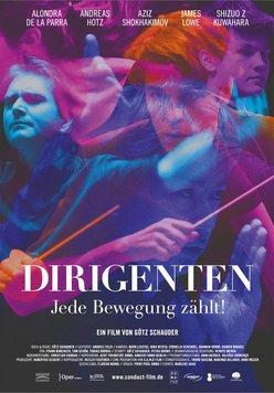Dirigenten - Jede Bewegung zählt! Poster