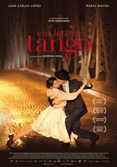 Ein letzter Tango Poster