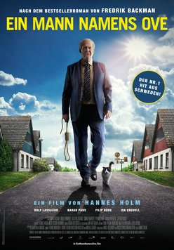 Ein Mann namens Ove Poster