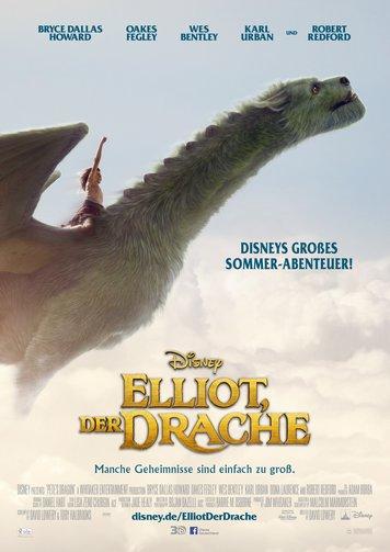 Elliot, der Drache Poster