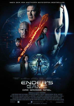 Ender's Game - Das große Spiel Poster