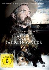 Jack London - Trapper, Wolf und Fährtensucher Poster