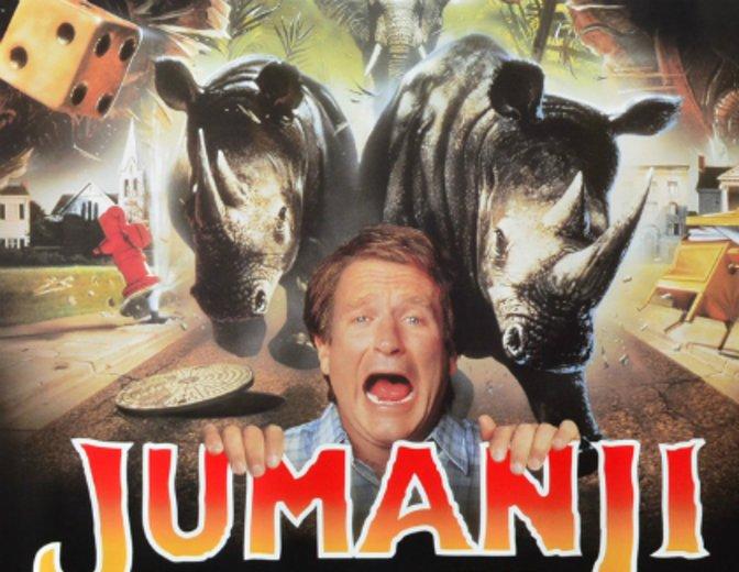 """Jumanji 2"": So wird Robin Williams in der Fortsetzung ..."