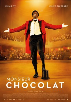 Monsieur Chocolat Poster